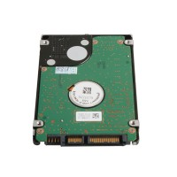 Internal Hard Disk Dell HDD with SATA Port only HDD sans le logiciel 250G