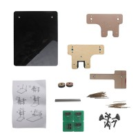 BDM FRAME with Adapters Set Fit original FGTECH Livraison Gratuite
