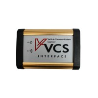 VCS Vehicle Communication Scanner Interface with Full adapter