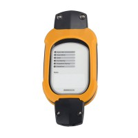 Français Vcads 88890180 (88890020 + yellow protection) Auto Diagnostic Interface pour Volvo support multi-langues