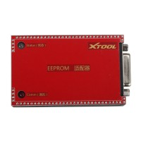 XTOOL EEPROM Adapter For X100 PRO X200S X300 PLUS livraison gratuite
