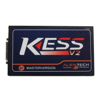 V2.08/V2.15 Camion KESS V2 Firmware V4.024 Manager Tuning Kit Master Version plus CPU NXP Fix Chip