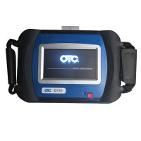 Original SPX AUTOBOSS OTC D730 Automotive Diagnostic Scanner Built In Printer y compris