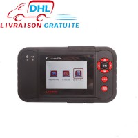 Launch X431 Creader VII+ (CRP123) Diagnostic Tool Code Reader Pour ABS SRS Transmission and Engine Identique à Creader CRP123 Mettre à Jour en Ligne