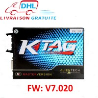 K-TAG V7.020 KTAG V2.23 ECU Programmeur Master Version Avec Token Illimité (choose SE135-E or SE135-B1 )