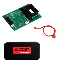 Yanhua Mini ACDP BMW FEM/BDC Module Support Key Programming & Mileage Adjustment & Module Reset Module & Recovery & Data Backup No Need Soldering