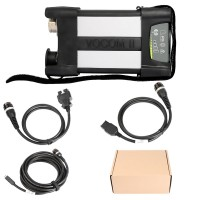 Volvo VOCOM II 88894000 with APCI PTT 2.7.25 Tech Tool Excavator Heavy Truck Diagnostic Scanner