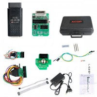 Yanhua Mini ACDP Key Programming Master with Module1/2/3/4/7/8 BMW Full Package Total 7 Authorizations