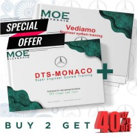[Réduction de Prix] Moe Vediamo + DTS Monaco Engineer System Training Books for Benz Send Free XENTRY+DAS Manual