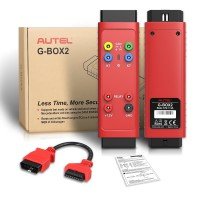 AUTEL G-BOX2 Tool Pour Mercedes Benz All Keys Lost Works with Autel MaxiIM IM608/IM508