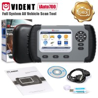 Vident iAuto700 Professionnel Full Systèmes Scan Tool  EPB + Oil + BRT Support Français