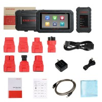 EUCLEIA TabScan S7D Auto Intelligent Dual-mode Diagnostic System