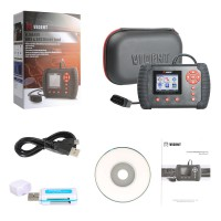 VIEDNT iLink410 ABS & SRS & SAS Reset Tool OBDII Diagnostic Tool Scan Tool Prend en Charge le Français