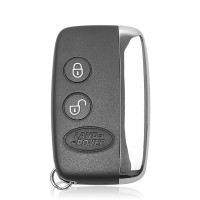 New Orginal 2 Buttons Smart Card For LandRover 433MHz