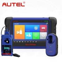 Original Autel MaxiIM IM508 Advanced IMMO & Key Programming Tool Plus XP400 Key & Chip Programmer