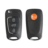 XHORSE XKHY02EN Universal Remote Key Hyundai Type 3 Buttons for VVDI VVDI2 Key Tool (English Version) 5 pcs/lot