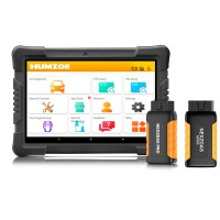 Humzor NexzDAS Pro plus NexzDAS ND506 for Gasoline, Diesel Full System Auto Diagnosis Tool Supports Cars & Trucks