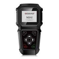 GoDiag M202 GM/CHEVROLET/BUICK Hand-held OBDII Odometer Adjustment Professional Tool