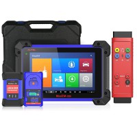 Autel MaxiIM IM608 Advanced Diagnose + IMMO & Key Programming Scanner Plus Autel G-BOX2 Tool Soutenir le Français