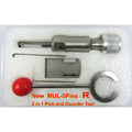 New MUL-5Pins-R 2 in 1 pick and Decoder Tool(R-UP)