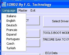 FGTech Galletto 2-Master EOBD2 V50