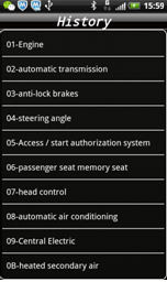 iOBD2 Diagnostic tool for Android