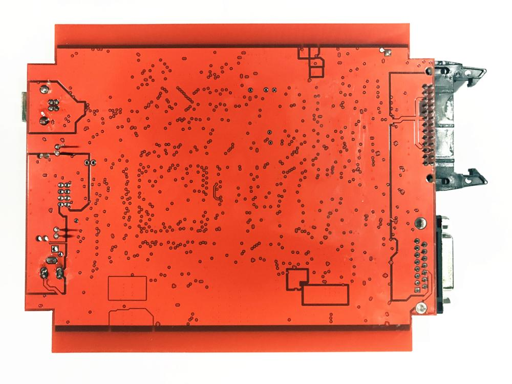 KTAG 7.020 PCB Rouge